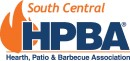 South Central Hearth, Patio and Barbecue Association Logo