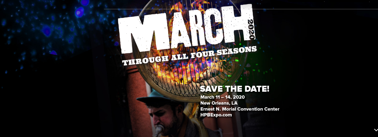 Save the Date: March 11-14, New Orleans